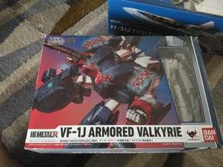 Macross hi-metal vf1j