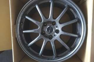 Works Emotion 11r gunmetal