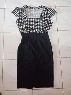 Dress studed