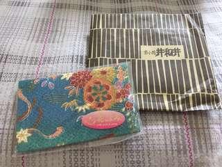 全新日本傳統咭片套 made in Japan cardholder 井和井