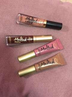 Too Faced Melted Lipstick Set