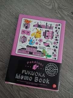 BN Fukuoka Poketabi Notebook