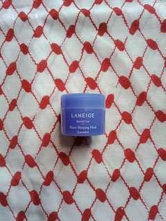 Laneige water sleeping mask lavender 15ml