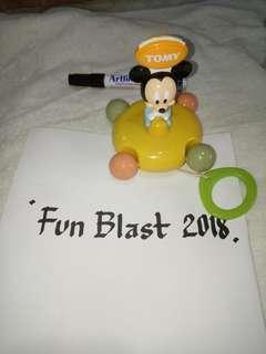 Disney  Hard Toy