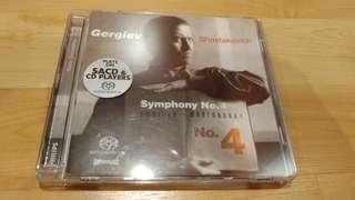 Multi-Channel High Resolution SACD : Shostakovich Symphony No.4