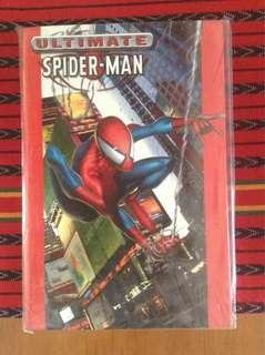 Ultimate Spider-man Deluxe Volume 1