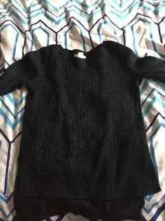 Jumper Dark Green H&M