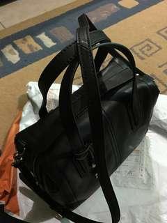 Fossil emma satchel handbag