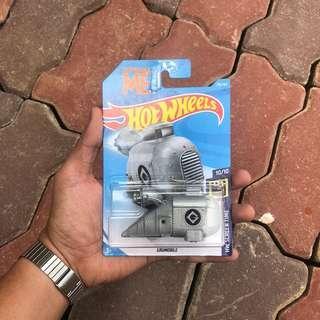 Hot Wheels - GruMobile