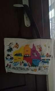 Tote bag Australia