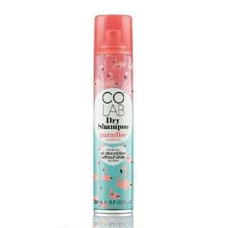 CO LAB DRY SHAMPOO PARADISE