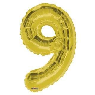 Jumbo Helium Number Balloon