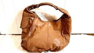 💯🔴 Original OROTON Brown Leather