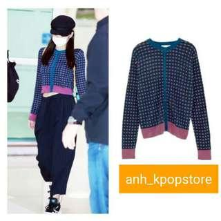 "(PO) Blackpink Jennie ""unusual"" top | anh apparel"