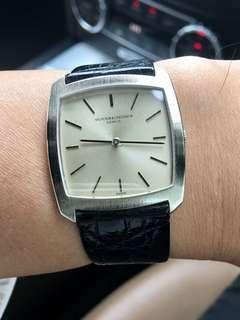 Vacheron Constantin 18K Solid white gold Mechanical wind men's watch