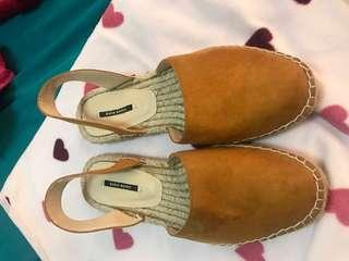 ZARA BASIC Sandals in very good condition size 37 in very good condition