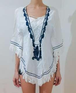 Summer Top (embroidery)