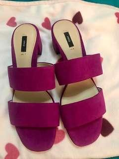 MNG sandals brand new without tag size 37 can fit size 6 to 7