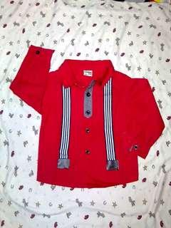 red shirt import