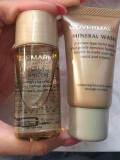 Covermark Mineral Wash + Treatment Cleansing Oil