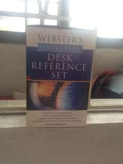 Merriam Webster Set