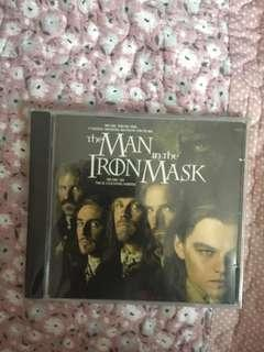 The Man in the Iron Mask CD 里安納度