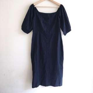 BNWT Warehouse Cotton Dress