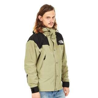 The North Face 1990 Mountain GTX Jacket Tumbleweed Green