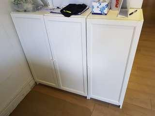2 Cupboards for Sales!