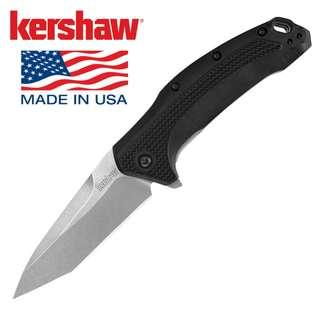 Kershaw Link Tanto 1776T Flipper SpeedSafe Assisted Opening Pocket Folding Knife MADE IN THE USA
