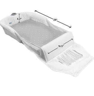 Portable on the go Baby Bed & Crib