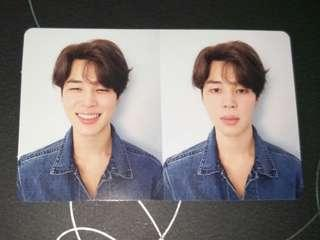 (WTT/WTS) BTS LOVE YOURSELF TEAR R version Jimin photocard