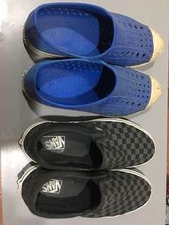 🚚 兩雙正版休閒鞋