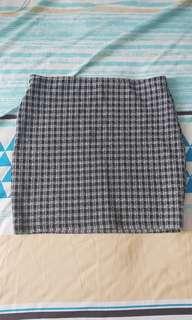 Zara bandage skirt