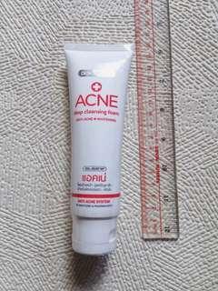 Dr. Somchai Anti-Acne + Whitening Deep Cleansing Foam 110g 防喑瘡美白潔面乳