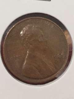 Lincoln penny