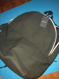 Authentic Whistles London Black Backpack