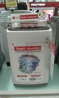 Mesin cuci LG 9kg cicilan tanpa CC