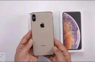 Iphone Xs 256GB Ready Cash dan Kredit Tanpa Kartu Kredit