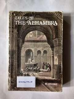 Tales of the Alhambra by W. Irving
