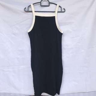 Monki little black dress