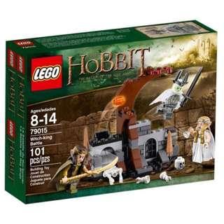 LEGO 79015 The Hobbit - Witch-King Battle LOTR Galadriel Elrond