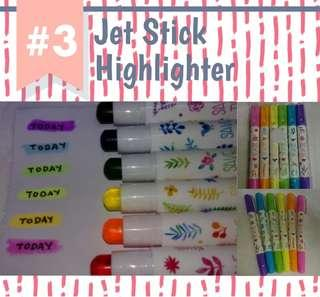Jet Stick Highlighter