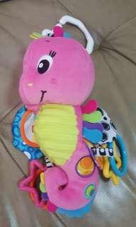 Playgro seahorse