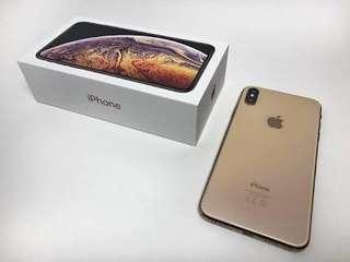 New Iphone Xs Max 256GB Bisa Kredit atau Cash