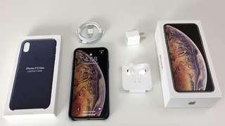 New Iphone Xs Max 256GB Grey Bisa Cicilan Tanpa CC atau Cash
