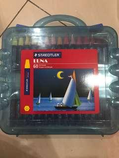 Staedtler Luna Oil Pastels 60