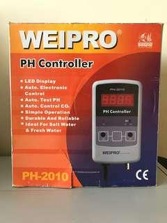 WEIPRO PH controller PH-2010 (酸鹼錶)