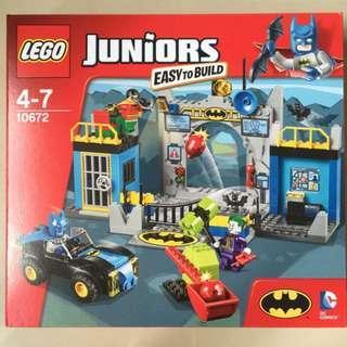 Lego 10672 Defend The Batcave Juniors Super Heroes DC Comics Batman