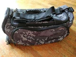 Nike Duffel Bag with Shoe Compartment
